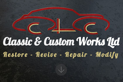 Website Development for Classic and Custom Works